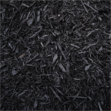 Black Dyed Mulch Image